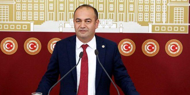 CHP'li Özgür Karabat: İşsizlik Sigortası Fonu emekçiler için kullanılmayacaksa ne zaman kullanılacak?