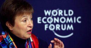 IMF Başkanı Kristalina Georgieva: Aşı politikası ekonomik politikadır